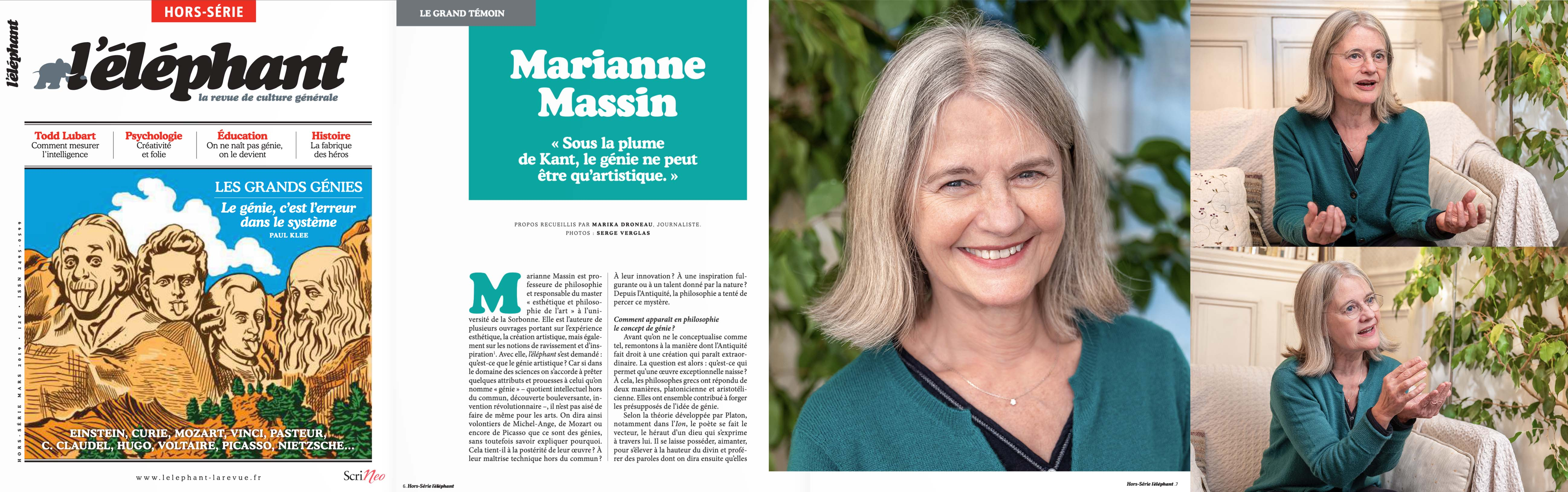 MARIANNE MASSIN 2019